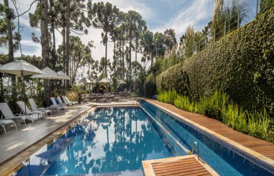 7 Hotéis com piscina para Curtir o Verão em Campos do Jordão