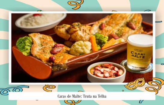 Truta vai ser prato do Carnaval nos restaurantes de Campos do Jordão