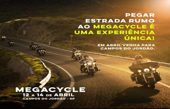 Megacycle 2019 acontece no mês de Abril em Campos do Jordão