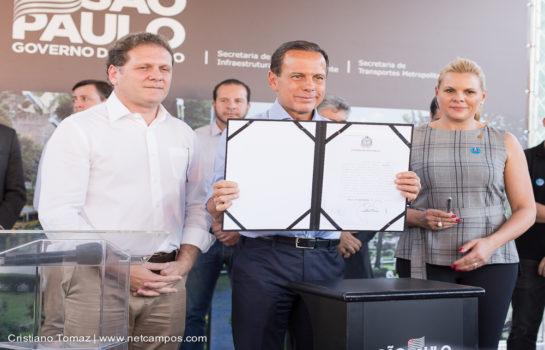 Governador assina Concessão Privada de Parques Turísticos em Campos do Jordão