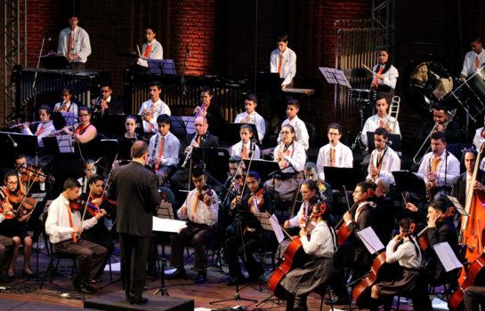 Concerto na Praça abre Temporada da Orquestra FLMA em Campos do Jordão