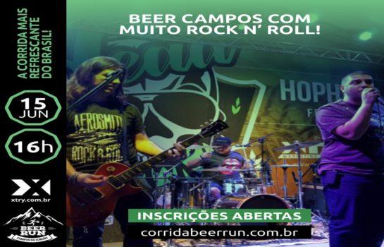 Evento reúne shows de Rock, Cerveja Artesanal e Corrida de Rua em Campos do Jordão
