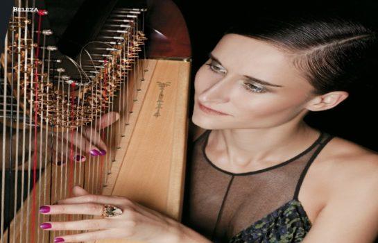 Festival de Inverno: Paola Baron Harpa