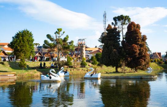 Parque Capivari oferece novidades para família neste Inverno em Campos do Jordão