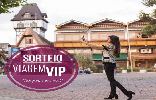 Promoção Sorteia Viagem VIP em Campos do Jordão