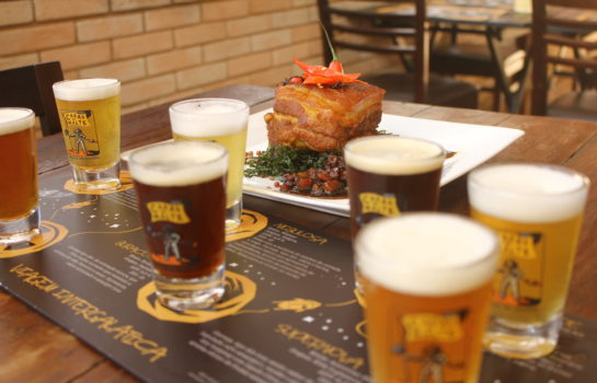 Cervejas Artesanais são destaque nos Restaurantes de Campos do Jordão na Primavera