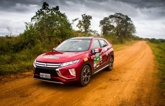 Rali Mitsubishi percorre caminhos Off Road em Campos do Jordão