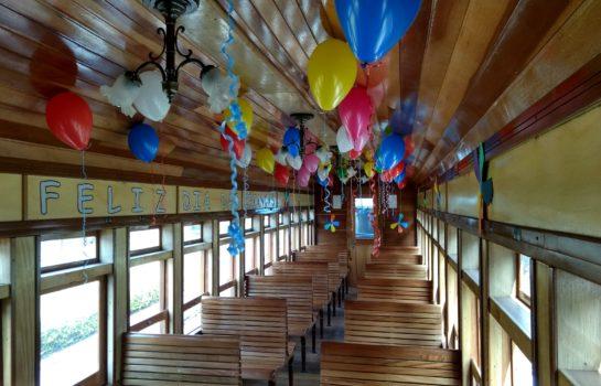 Dia das Crianças: Trens Especiais 13/10/2019