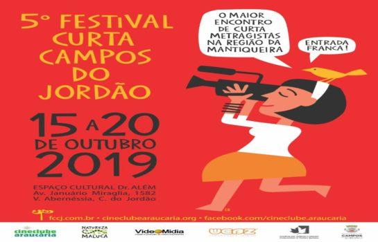 Festival de Filmes Curta Metragem acontece em Campos do Jordão nesta semana