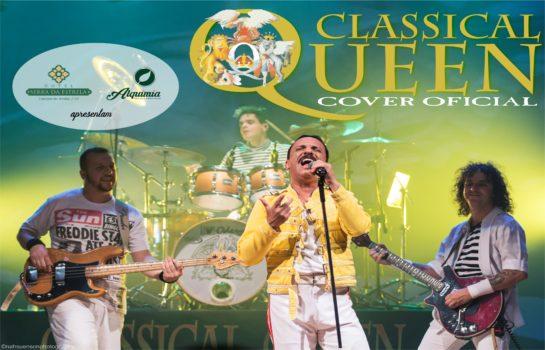 Queen Cover faz show no Final de Ano em Hotel de Campos do Jordão