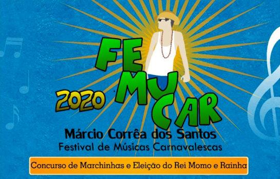 Festival de Músicas Carnavalescas 2020