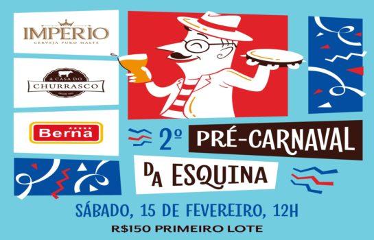 Pré-Carnaval acontece em Boteco de Campos do Jordão com Feijoada e Open Bar