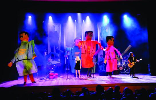 Carnaval Cultural 2020 – Beatles Segundo a Cia.Filarmônica