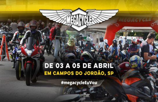 Megacycle 2020 reúne motociclistas de todo Brasil em Campos do Jordão