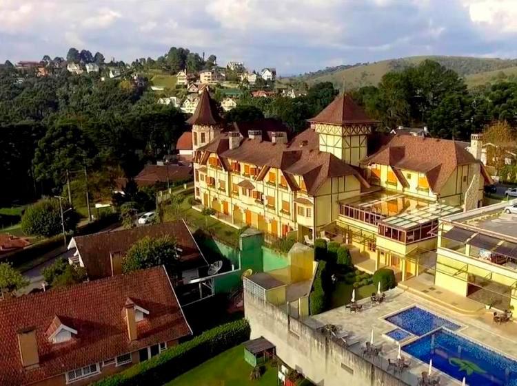 Hotel Le Renard - 4º Melhor Hotel do Brasil