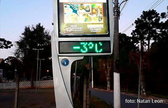 Geada em Campos do Jordão, frio marca o inicio de Agosto 2020 na Serra Mágica
