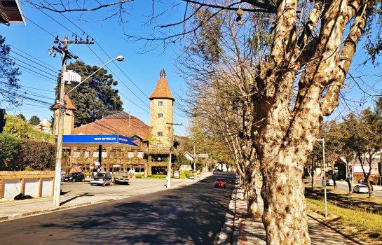 Campos do Jordão é o segundo destino mais buscado por brasileiros