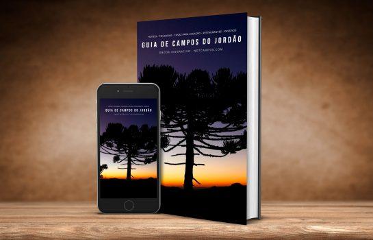 Novo eBook Interativo de Campos do Jordão com Dicas de Restaurantes, Passeios, Hotéis e Pousadas