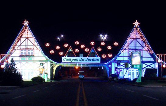 Natal dos Sonhos começa dia 20 de Novembro em Campos do Jordão