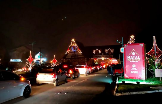 Natal 2020 em Campos do Jordão começa com votos de Paz, Amor e Fé