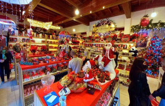 Natal, Luz, Fé, Esperança e Muito Chocolate em Campos do Jordão