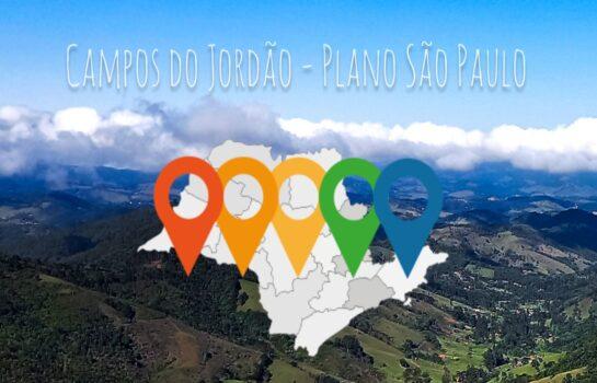 Campos do Jordão avança para a fase vermelha após anúncio do Governo de São Paulo