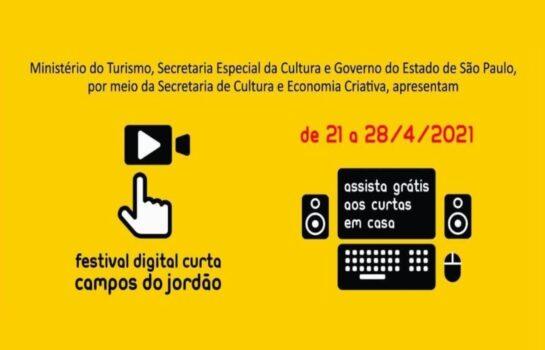 Festival Digital Curta Campos do Jordão de Cinema Começa Nesta Quarta (21)