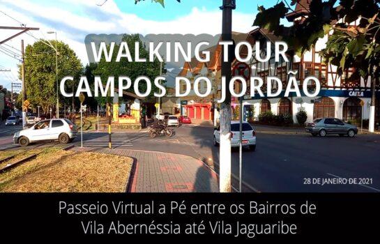 WALKING TOUR CAMPOS DO JORDÃO – DE ABERNÉSSIA A JAGUARIBE