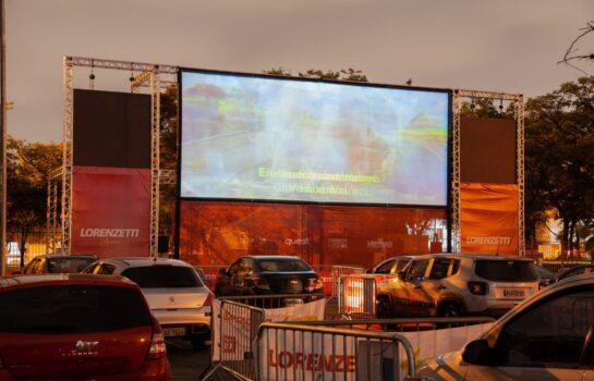 """Campos do Jordão recebe Drive-in gratuito do """"Cine Buzina"""""""