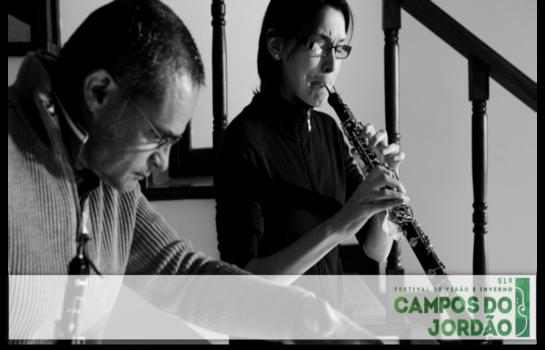Programação do ciclo de masterclasses do 51º Festival de Inverno de Campos do Jordão