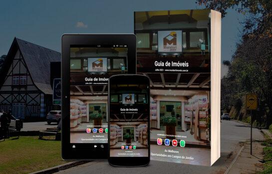 Imobiliária de Campos do Jordão Lança eBook com Oportunidades do Mercado