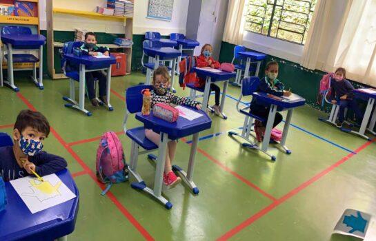 Voltas às Aulas em Campos do Jordão e em todo Estado de São Paulo