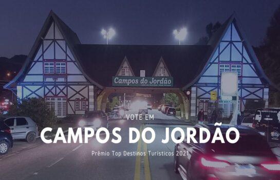 Vote em Campos do Jordão no Prêmio Top Destinos Turísticos 2021