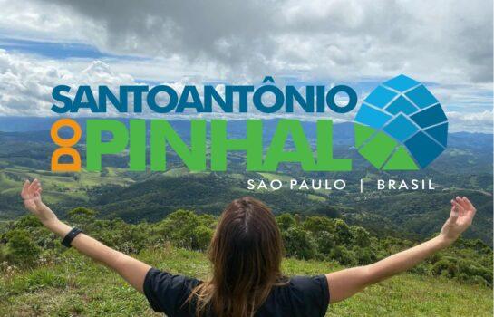 Santo Antônio do Pinhal Lança Marca Turística